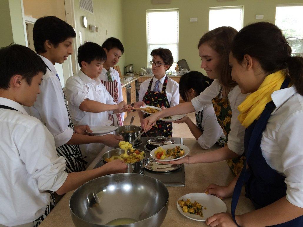 Project Based Learning Maharishi School