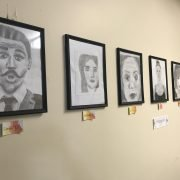 8th Grade Artwork