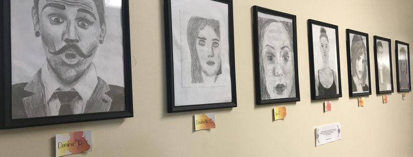 8th Grade Artwork