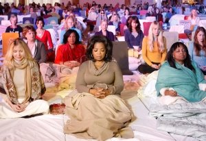 oprah benefits of meditation