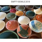 empty bowls event