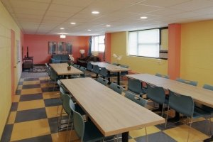 Dining Hall in Dorms