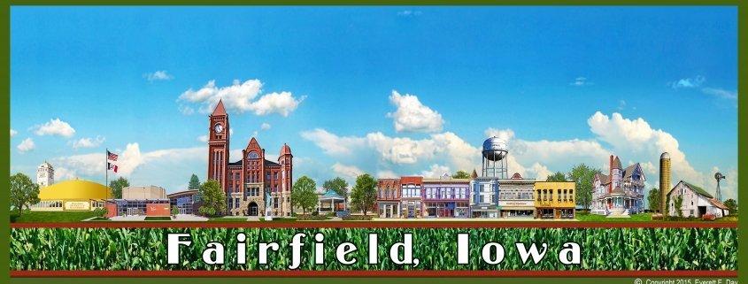 fairfield iowa