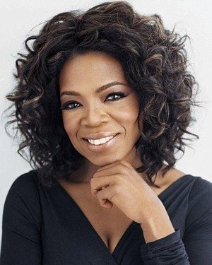 Oprah Winfrey Visits Maharishi School