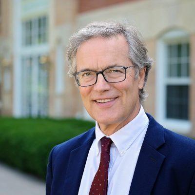 Maharishi School Head Dr. Richard Beall