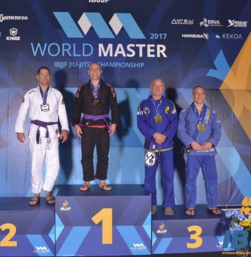 Maharishi School alumni, chiropractic doctor, and Brazilian Ju Jitsu champion Jason Shields.