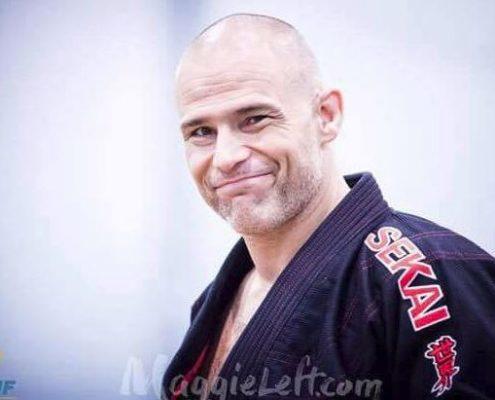 Maharishi School alumni Jason Shields won gold for the purple belt category at the International Brazilion Ju Jitsu Federation World Championships 2017.