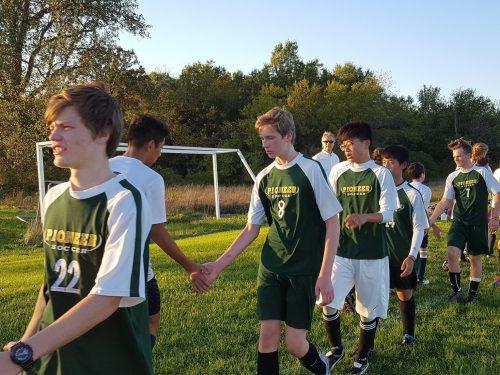 Maharishi Soccer Team