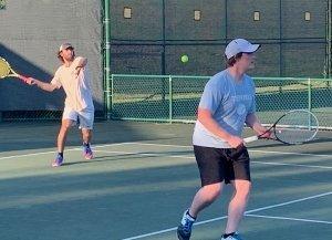 maharishi school alumni tennis