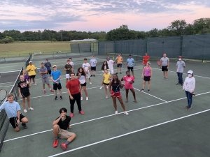 maharishi school tennis